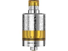 BDvape Precisio MTL RTA Limited Night Edition clearomizer Silver