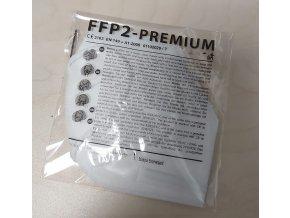 Respirátor FFP2 1ks