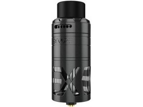 Exvape eXpromizer TCX RDTA Clearomizer 7ml Gunmetal