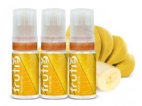 Frutie Banán 3x10ml