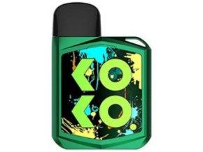 Uwell Caliburn KOKO Prime elektronická cigareta 690mAh Green