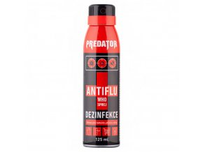 Predator Antiflu WHO - dezinfekční gel BOV - 125 ml