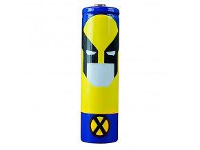 Smršťovací folie pro baterie typu 18650 (Wolverine)