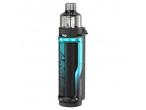 VOOPOO Argus Pro - 3000mAh - Pod Kit (Litchi Leather & Blue)