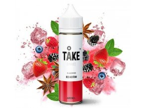 ProVape Take Mist - Red As Star (Bobulovitý mix s anýzem) 20ml