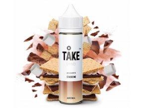 ProVape Take Mist - S'More Me (Grahamové sušenky s marshmallow a čokoládou) 20ml Oblíbená pochout