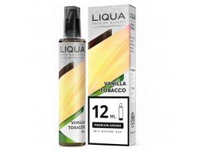 Liqua Mix&Go 12ml Vanilla Tobacco