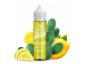 Dexters Juice Lab Fresh & Delicious - Shake & Vape - Crazy Stinger (Citron & kaktus) - 20ml