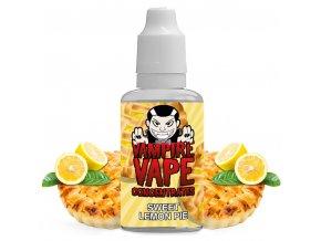 Vampire Vape - Příchuť - Sweet Lemon Pie - 30ml