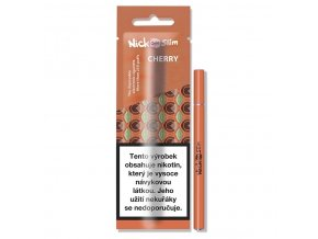 Jednorázová e-cigareta Nick One Slim Cherry 6mg