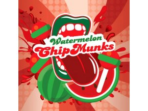 big mouth classical watermelon chipmunks