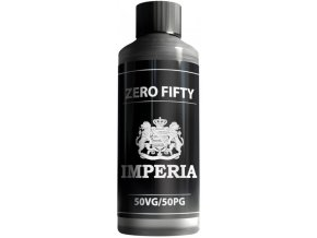Imperia Beznikotinová báze Zero Fifty PG50/VG50 0mg 100ml
