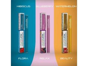 Vitamínová cigareta Vitastik SET SWEET LOVERS 3 kusy (vitamínový vaporizér)