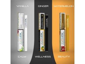 Vitamínová cigareta Vitastik SET LOOKING SEXY 3 kusy (vitamínový vaporizér)