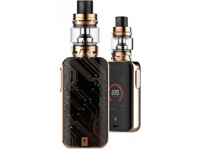 Vaporesso LUXE S TC220W Full Kit Bronze  + eliquid zdarma