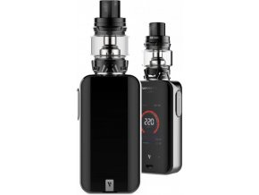 Vaporesso LUXE S TC220W Full Kit Black  + eliquid zdarma