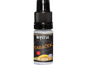 imperia black label 10ml tabacek