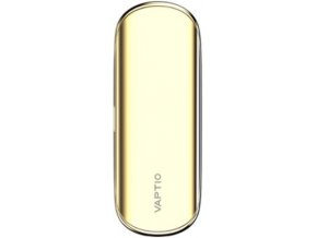 Vaptio Sleek elektronická cigareta 400mAh Gold