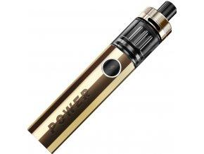 Aramax Power elektronická cigareta 5000mAh Gold  + 1ks žhavící hlava v hodnotě 99,-