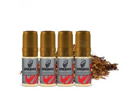 Dreamix Směs tabáků (Blended Tobacco) 4x10ml