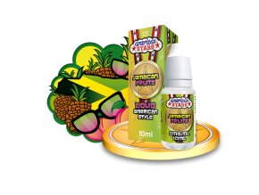 E-liquid American Stars 10ml / 0mg: Jamaican Fruits