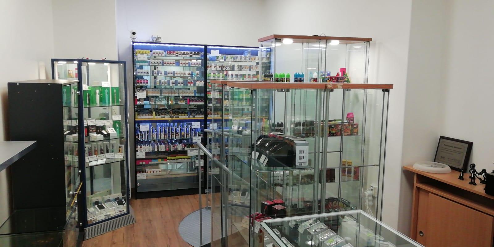 Prodejna elektronických cigaret Praha 2, Vinohrady