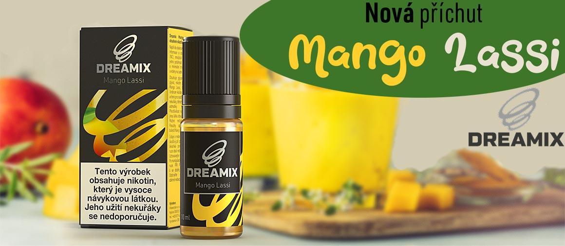 Dreamix Mango Lassi
