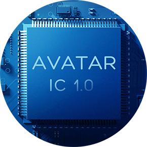 Čip Avatar IC 1.0 u Joyetech eGo Pod Kit