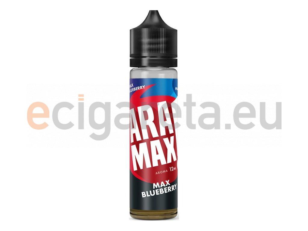 aramax shake and vape 12ml max blueberry