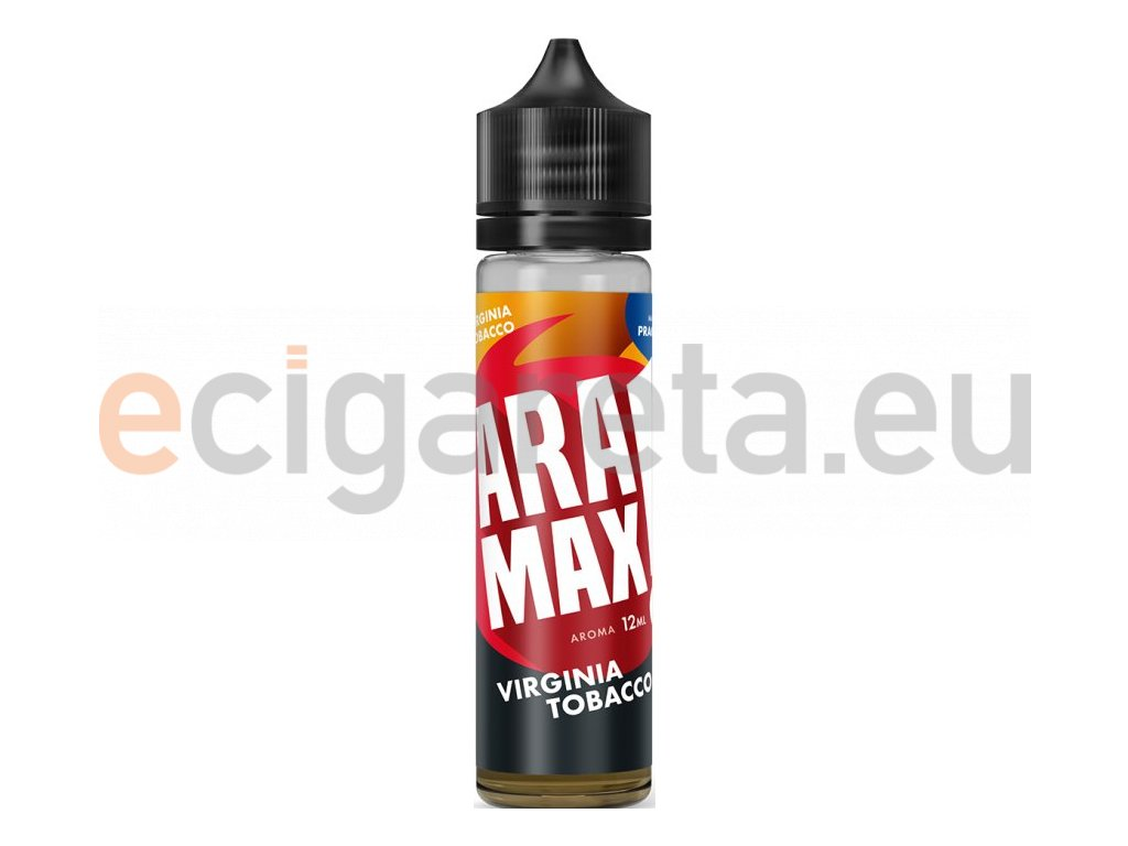 aramax shake and vape 12ml virginia tobacco