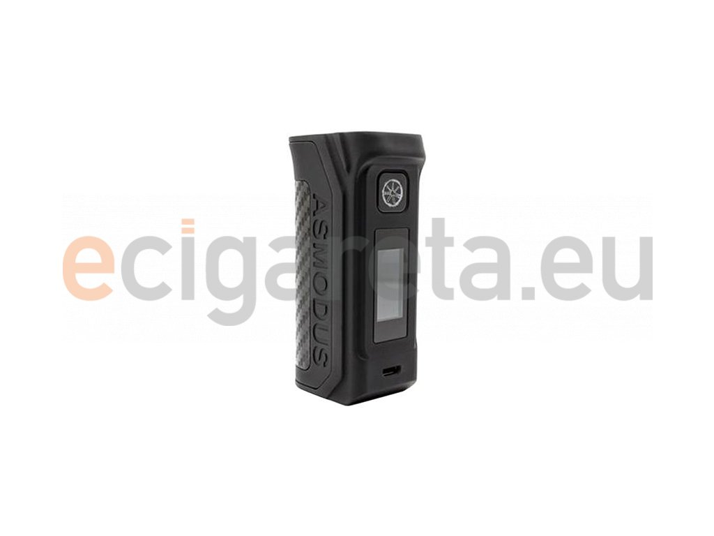 Asmodus Amighty 100W Grip Easy Kit Black  + eliquid zdarma