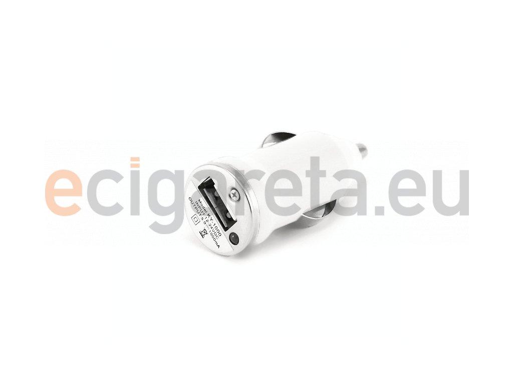 autonabijecka pro elektronicke cigarety 12v mini bila