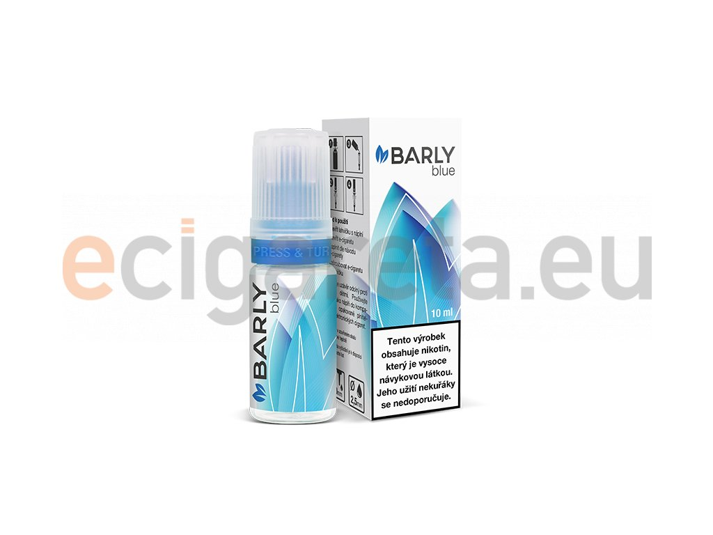 barly blue 10ml