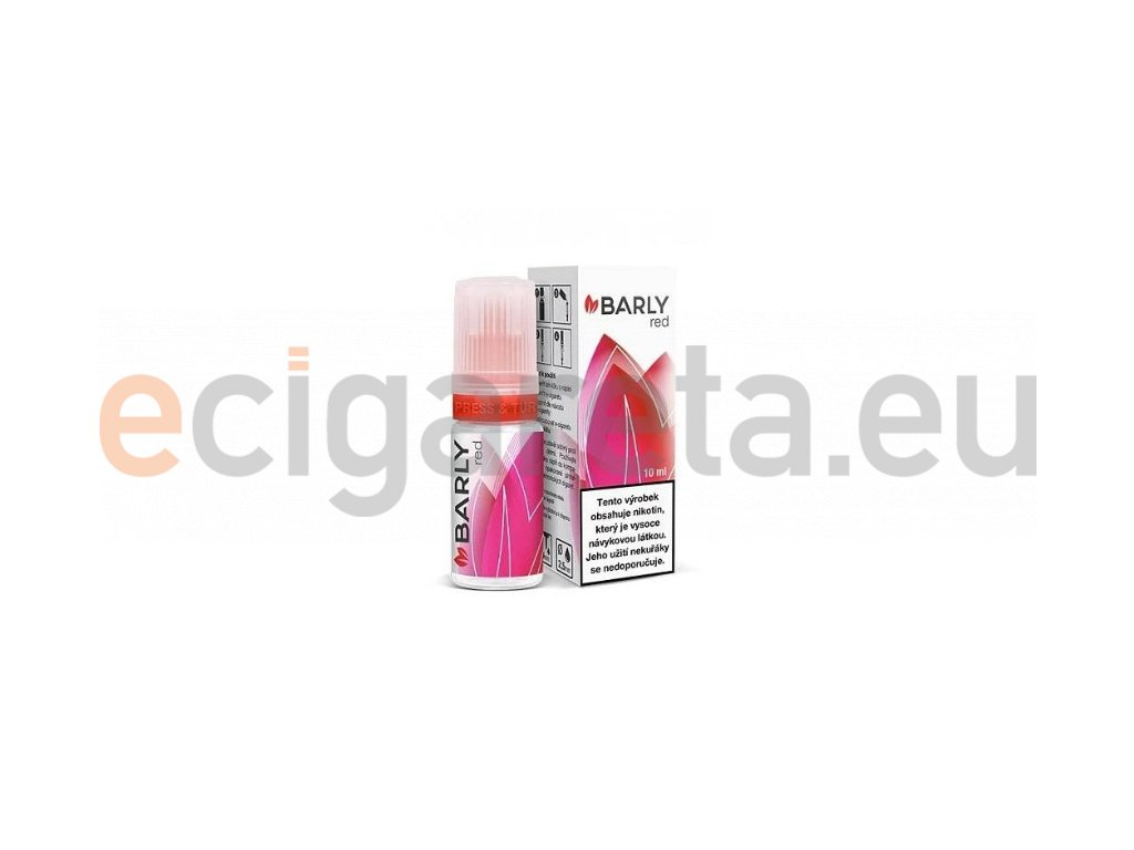 Barly red 10ml