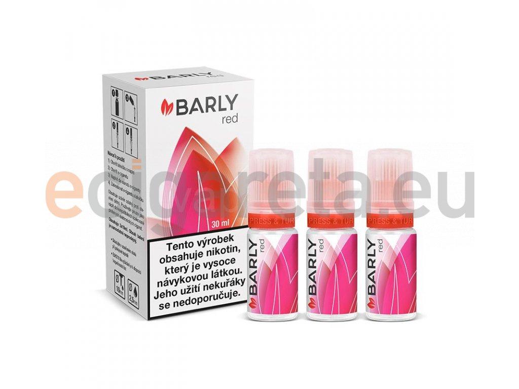 barly red