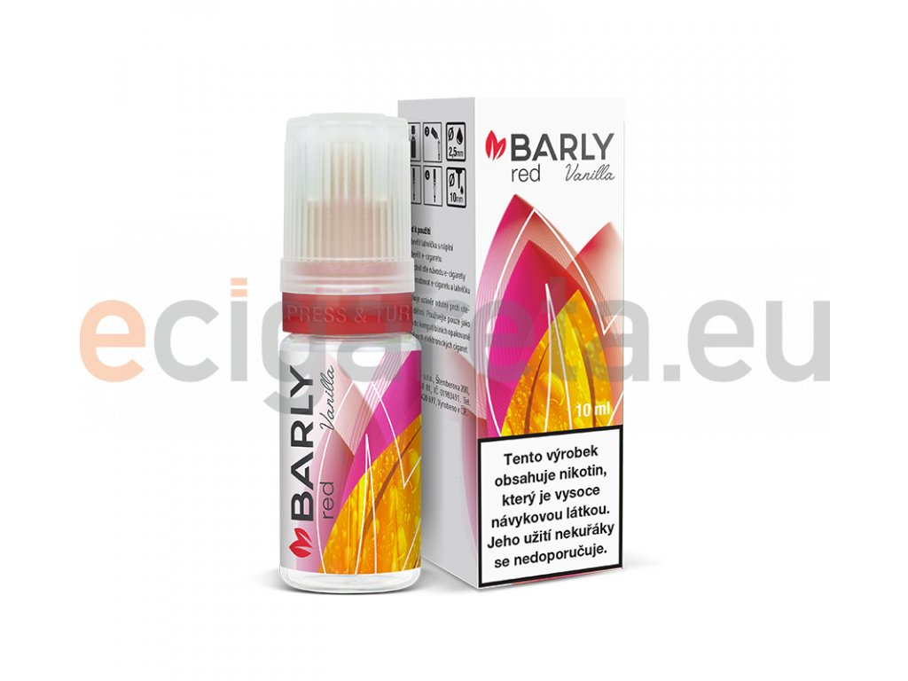barly red vanilla