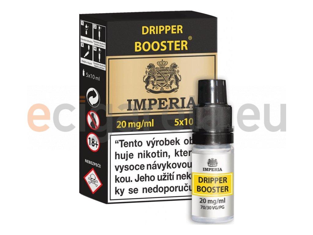 dripper booster cz imperia 5x10ml pg30vg70 20mg