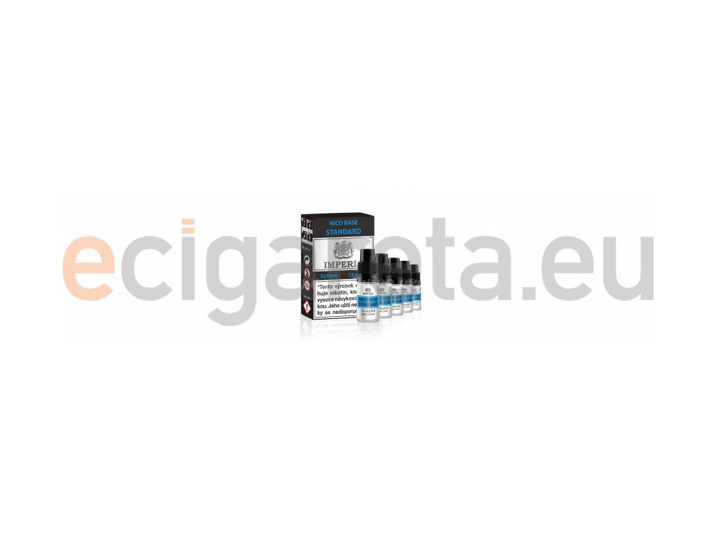 Báze Imperia Standard 5x10ml PG70 VG30 12mg