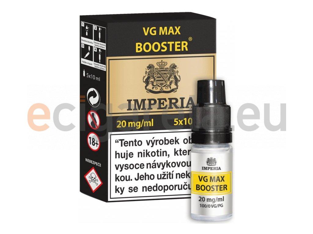 vg max booster cz imperia 5x10ml vg100 20mg