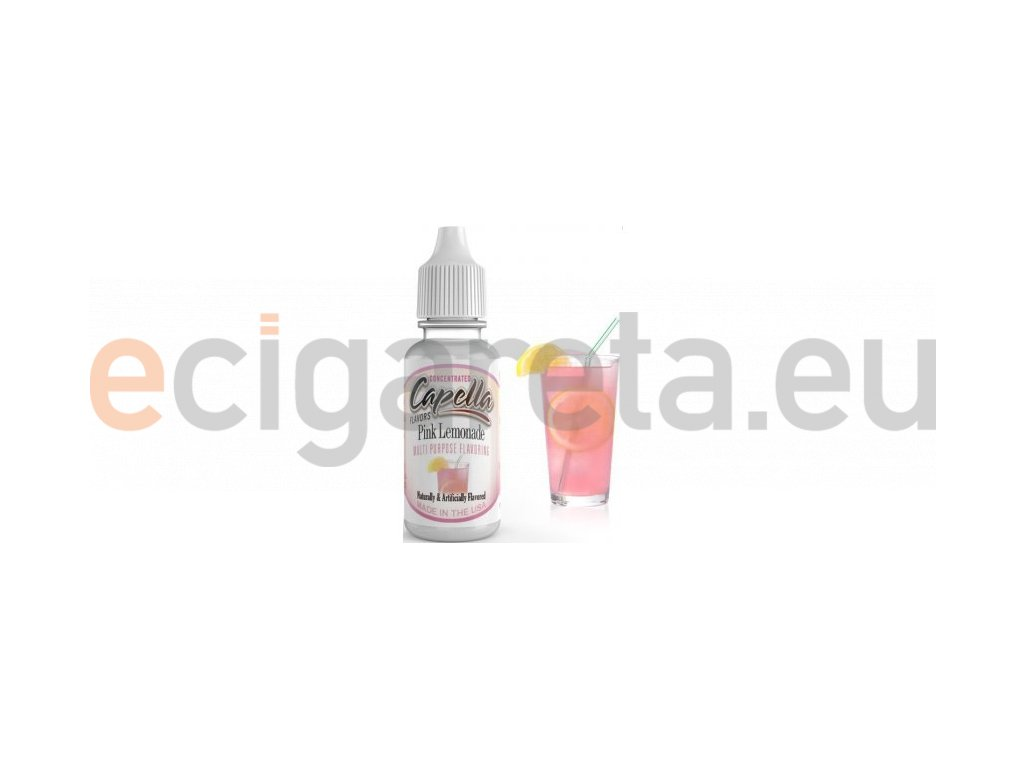 Capella 13ml Pink Lemonade