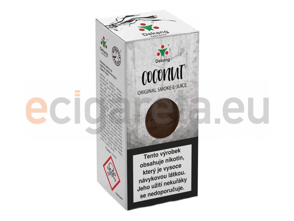 dekang coconut 10ml kokos