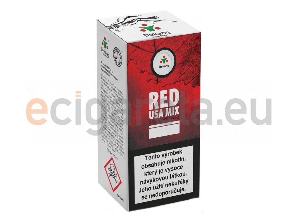 dekang red usa mix 10ml
