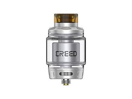 GeekVape Creed RTA clearomizer Silver