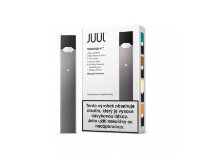 Juul startet kit