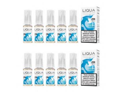 LIQUA Crystal 10x10ml 18mg