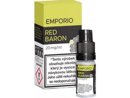 emporio salt red baron 10ml 20mg
