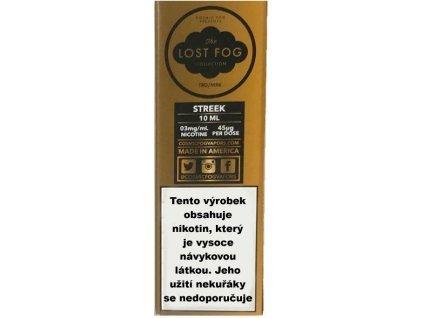 Liquid COSMIC FOG LOST FOG Streek
