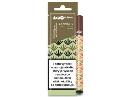 Nick One Original elektronická cigareta Cannabis 16mg