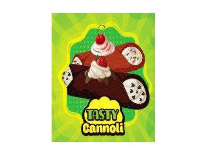 ig Mouth Tasty Cannoli