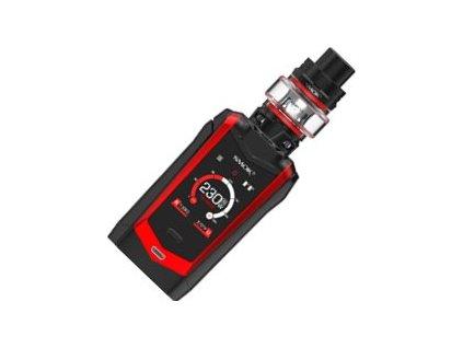 Smoktech Species TC230W Grip Full Kit Black Red  + eliquid zdarma